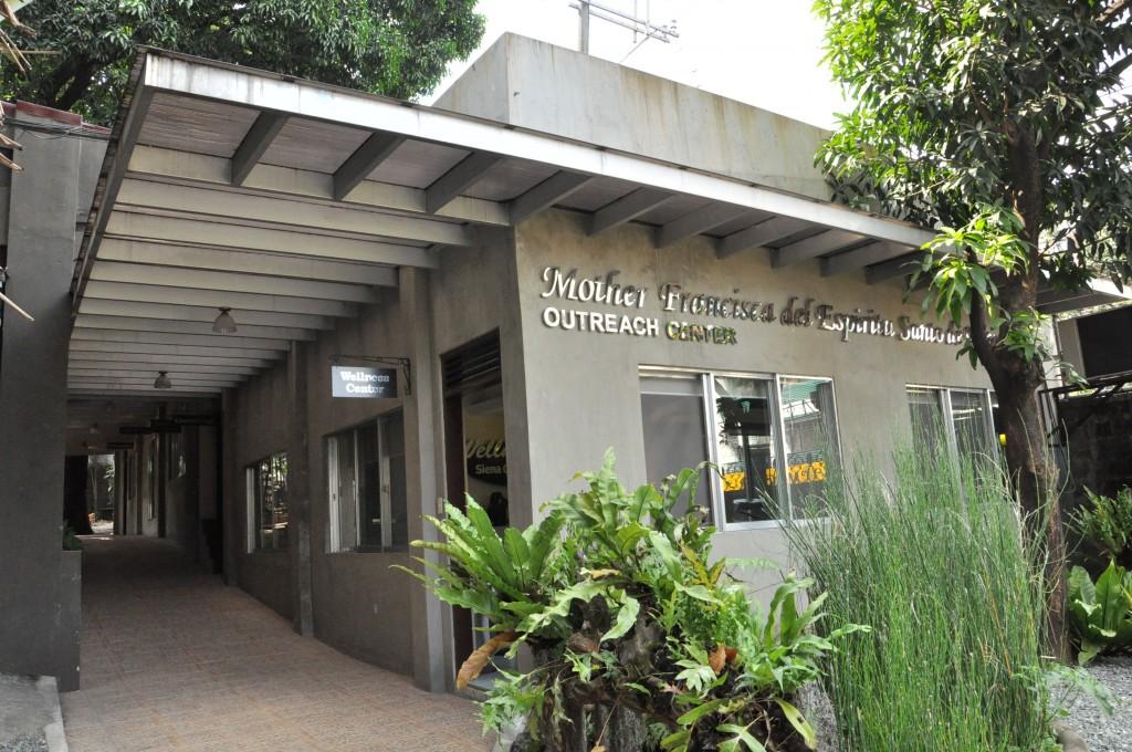 MO. FRANCISCA OUTRECH CENTER 1