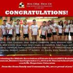 Siena Badminton Team